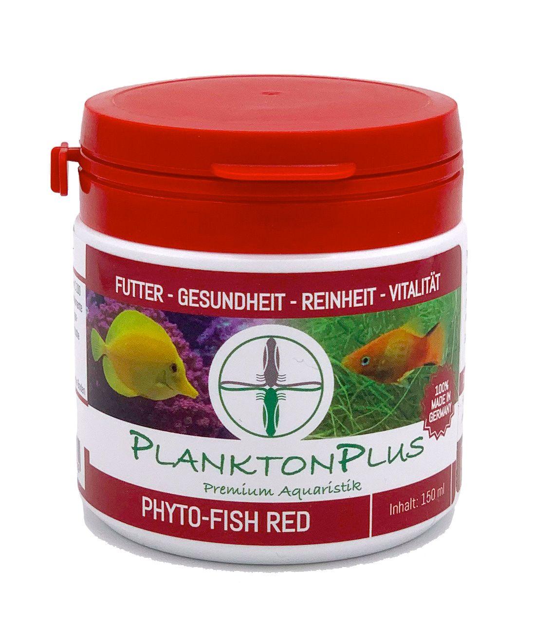 PlanktonPlus Phyto-Fish Red L 250ml