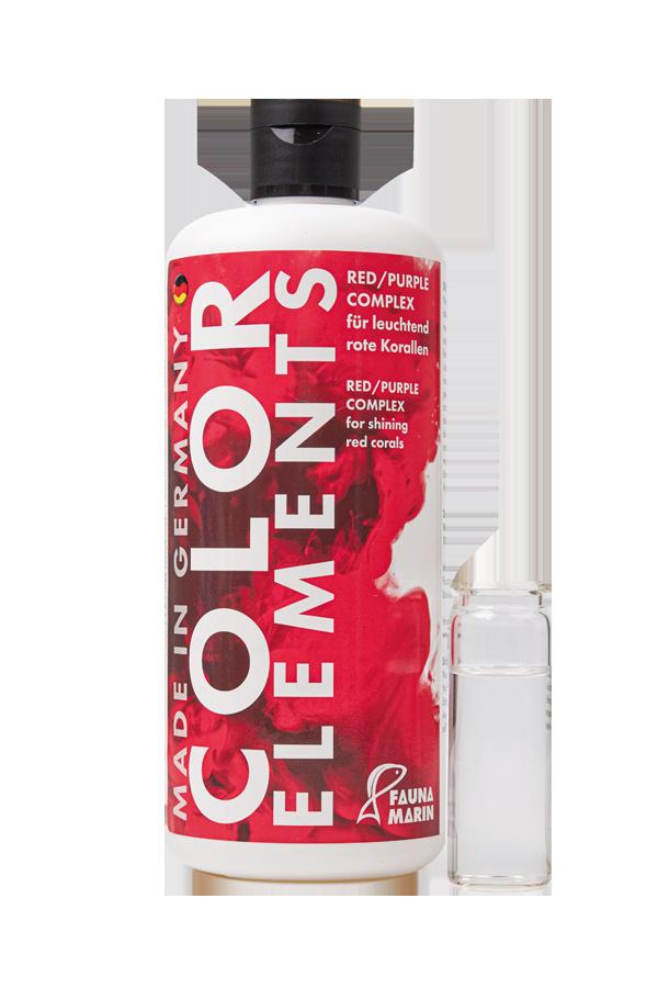 Fauna Marin Color Elements Red Purple Complex 250 ml