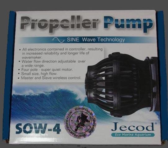 Jecod Stream Pump SOW-4 - Strömungspumpe