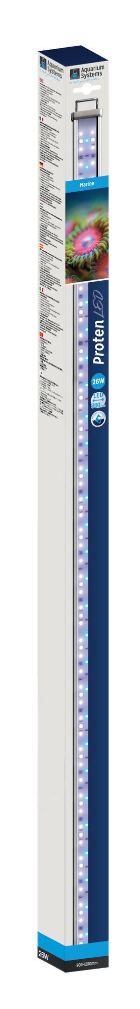 Aquarium Systems Proten LED bar marine 900 - 1200mm 26W