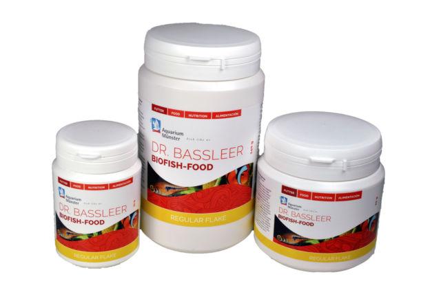 Dr. Bassleer Biofish-Food, REGULAR FLAKE, Inhalt: 140g