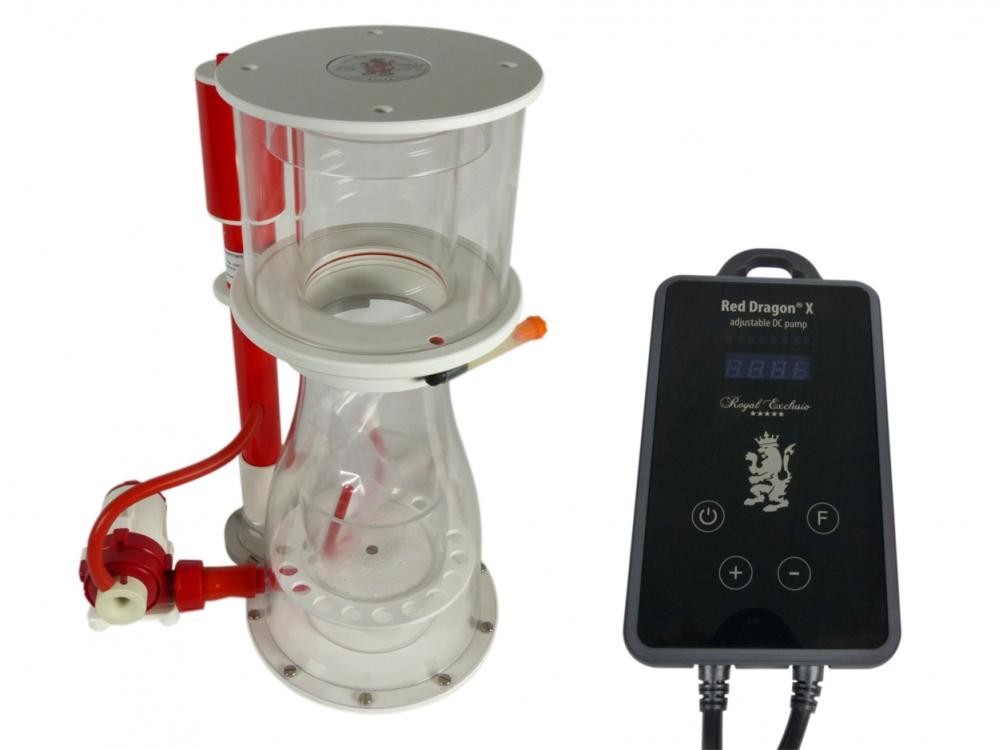 Bubble King® Double Cone 200 + RDX DC 24V