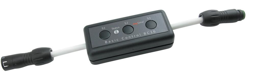 Daytime Basic Control BC16 für onex, matrix & pendix