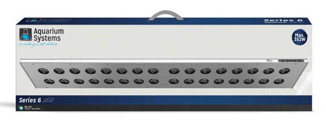 Aquarium Systems Series 6 LED - Marine Typ120