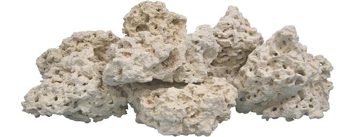 AMA/ Nature´s Ocean ® Coral Base Aquarium Rocks 18 Kg