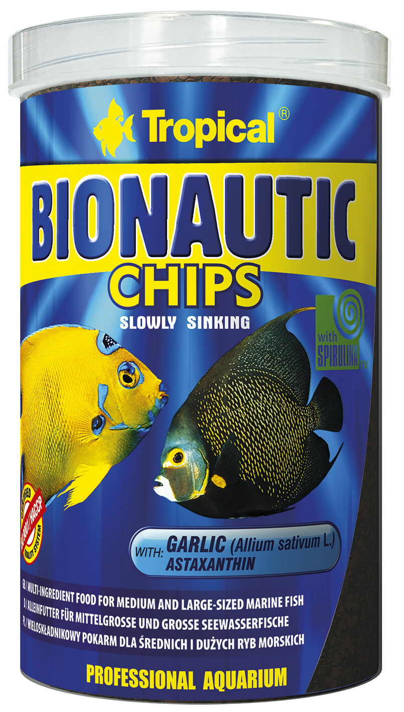 Tropical-Futter Bionautic Chips 1000 ml / 520 g