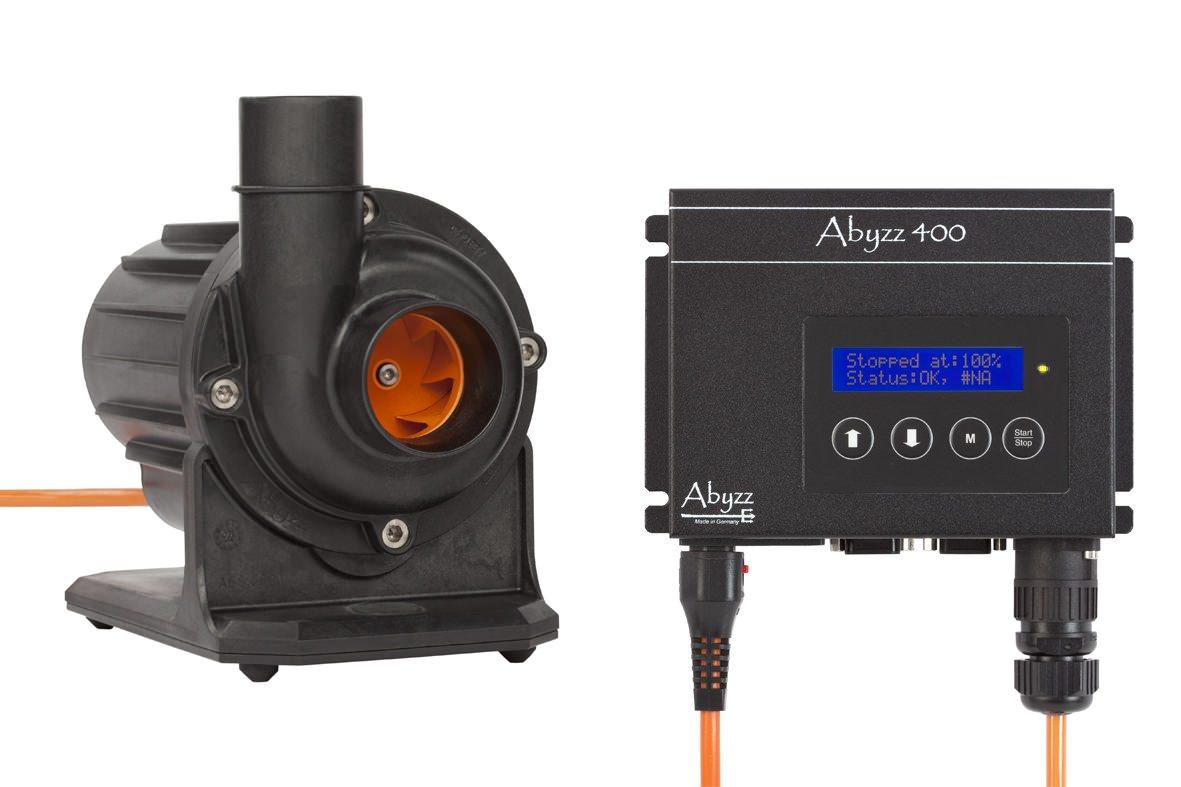 Abyzz A400 Hochleistungs-Förderpumpe