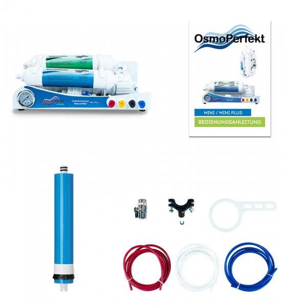 OsmoPerfekt MINI PLUS 475 Ltrl. ( Osmoseanlage )