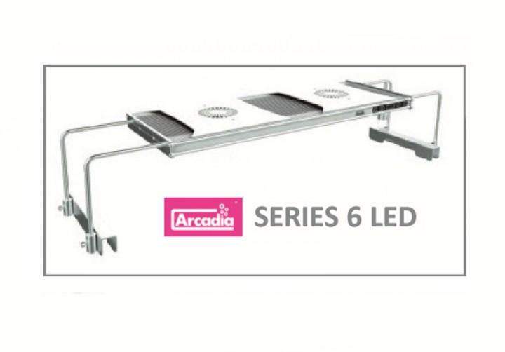 Arcardia LED Lampe Series 6 / 90 264 Watt