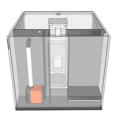 Dupla Marin Nano Ocean Cube Set 80 Speditionsversand