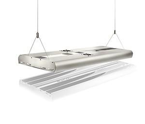 ATI LED-Powermodule 6x54 Watt T5 3x75 Watt LED silber