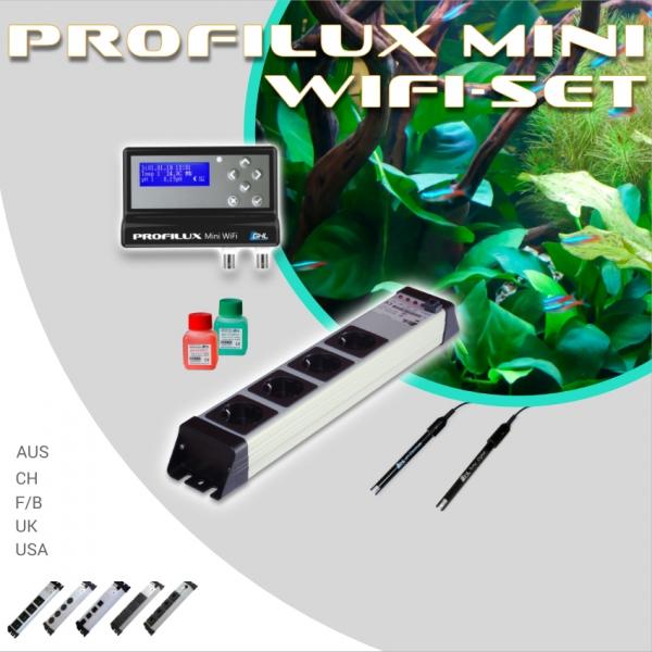 GHL ProfiLux Mini WiFi-Set weiß