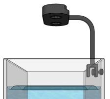Eco-Lamps Optionaler Montagesatz CB-M