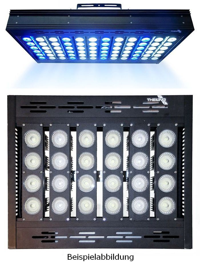 Theiling Sunlight 200 Watt  12.000 Kelvin LED Flutlicht