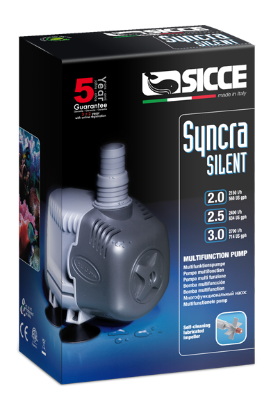 SICCE Syncra 3.0 Multifunktionspumpe