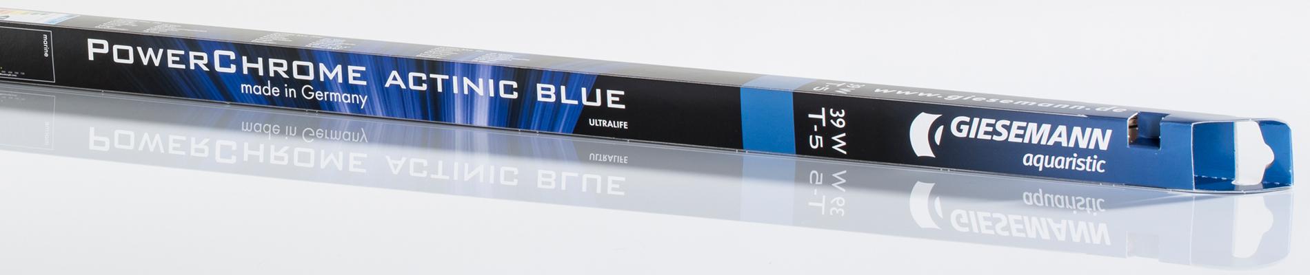 GIESEMANN® POWERCHROME T-5 ACTINIC BLUE 54 Watt